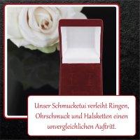 EYS JEWELRY Schmuck-Etui für Schmuckset Halskette...