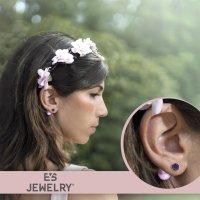 EYS JEWELRY  Perlen 925 Sterling Silber Preciosa Elements...
