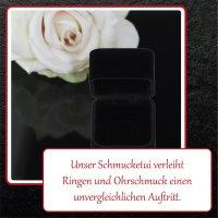EYS JEWELRY Schmuck-Etui für Ring 45 x 50 x 35 mm...